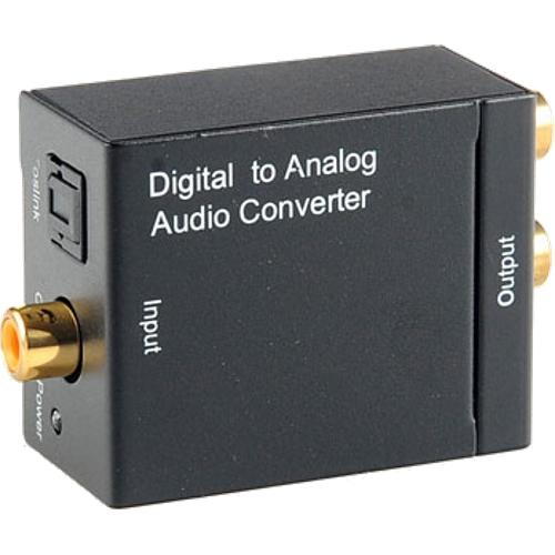 Купить Аудио конвертер Audio D/A - Converter по лучшей цене в Москве и СПБ ➤ в интернет магазине Eagle Cable